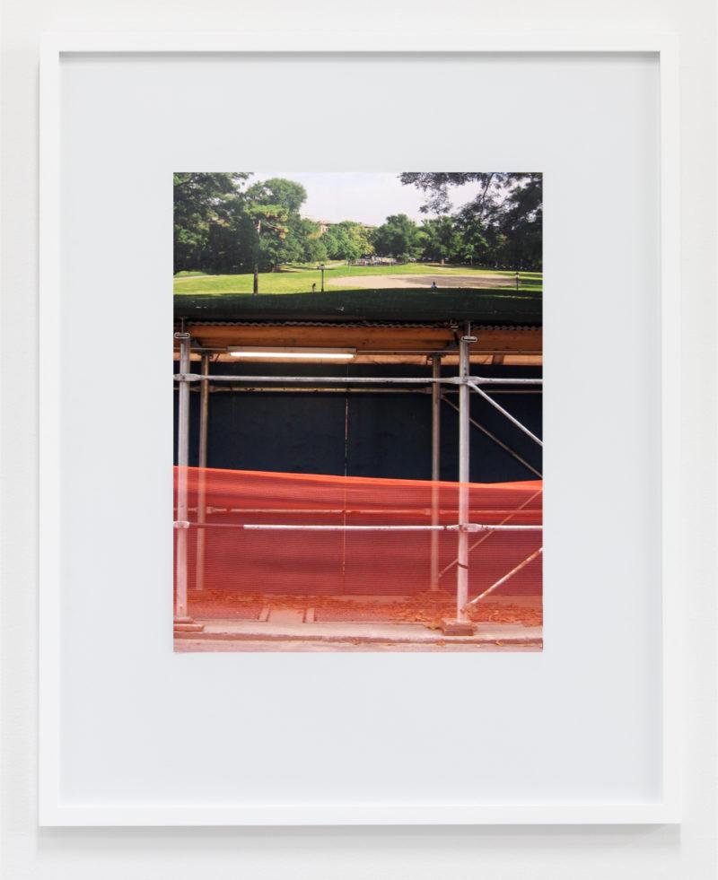 Peter Scott, Untitled (Park View Brooklyn), 2015