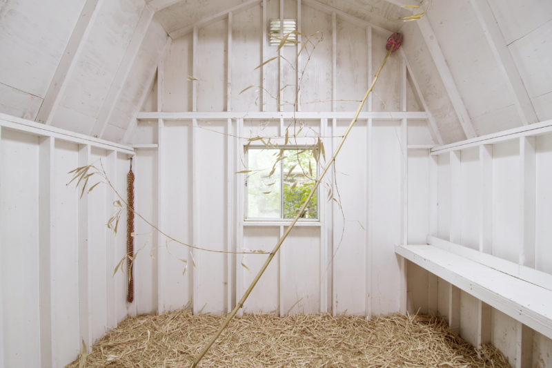where we meet by Pei-Hsuan Wang and ektor garcia, Good Weather at Chicken Coop Contemporary